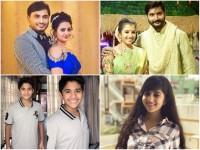 Amulya And Jagadish Celebrating First Wedding Anniversary