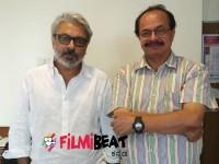 Nagathihalli Chandrashekhar Meets Sanjay Leela Bhansali