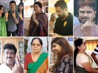 Karnataka Election 2018 List Of Kannada Film Stars Who Voted Today