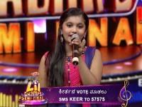 Sarigamapa Season 14 Contestant Kirthana Enters Final