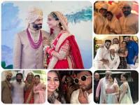 In Pics Celebrities At Sonam Kapoor Anand Ahuja Wedding