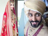 In Pics Sonam Kapoor Got Married To Anand Ahuja