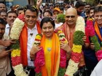 Tara Clarified About Contesting In Karnataka Assembly Elections