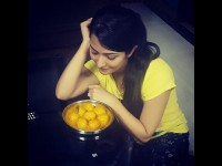 Radhika Pandit Has Made A Konkani Dish Ambe Kholu Using Mango Fruits