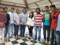 Upendra Liked Kannada Films Adi Purana Atharva And Face To Face Trailers