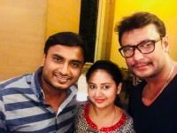 Amulya Comeback With Darshan Movie In Sandalwood