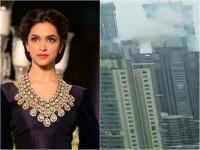 Fire Breaks Out At Deepika Padukones Apart