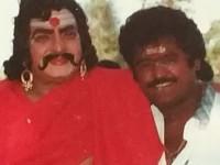 Jaggesh Shares Telugu Actor Ntr Photo