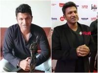 Puneeth Rajkumar Best Actor Bags Filmfare Award