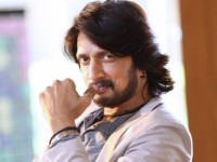 Sudeep Reaches Belgrade For His 25 Days Schedule