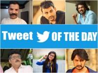 Celebrities Tweet On June 20th