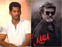 Tamil Actor Vishal Tweet On Kaala Ban In Karnataka