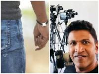 There Is An Interesting Story Behind Puneeth Rajkumars Wrist Band In Nata Sarvabhauma