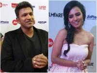 Puneeth Rajkumar And Sruthi Hariharan Bags Filmfare Awards