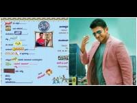 Puneet Rajkumar Fan Printed Wedding Invitation Using Movies Name