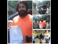 Actor Actor Yash Also Joined The For Child Kidnappers Campaign