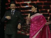Rashmika Mandanna Danced With Bollywood Actor Anil Kapoor
