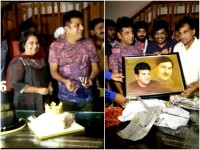 Shiva Rajkumar Celebrating His 56th Birthday