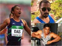 Srimurali Duniya Vijay Congratulated Indian Athlete Hima Das