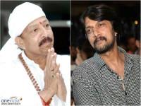Sudeep Revealed About Dr Vishnuvardhan Movie