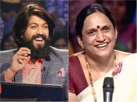 Yash React On His Mothers Question
