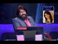 Yash Interview In Kannadada Kotyadhipathi Set