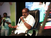 Kumaraswamy Are Afraid To Give Their Son Advice On Cinema