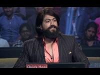 Rocking Star Yash 1st Episode Kannadada Kotyadhipathi