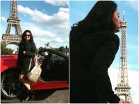 Kannada Actress Amulya Flys To Paris