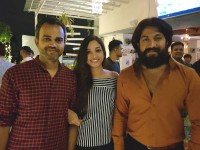 Actress Srinidhi Shetty Spoke About Kgf Movie