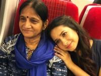 Actress Manvitha Harish Flys To London
