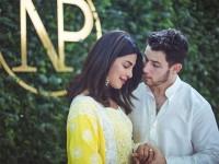 In Pics Priyanka Chopras Engagement With Nick Jonas