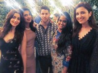 Inside Photos Celebrities At Priyanka Chopra Nick Jonas Engagement Party