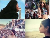 Harshika Poonaccha Sangeeta Bhat And Many Others Are Enjoying Holiday Abroad