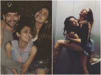 Ragini Dwivedi Shared Diganth Aindritas Photo In Her Twitter Account