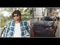 Rakshit Shetty Has Been Parked Car No Parking Zone Its Creates Problem
