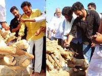 Similarity Between Harikrishna And Janaki Ram Accident