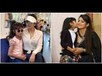 Radhika Kumaraswamy Uploaded A Photo With Her Daughter Shamika