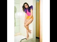 Kriti Kharbandas Bath Tub Photo Is Viral On The Social Networking Site