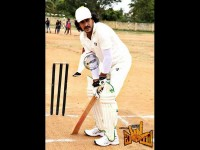 Upendra Cricket Player In I Love You Movie