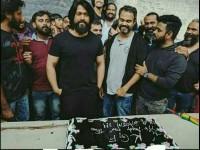 Kgf Kannada Movie Shooting Completed