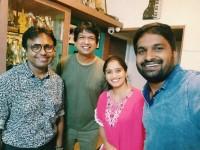 Vijay Prakash And Shreya Ghoshal Has Sung For Nata Sarwabouma Movie