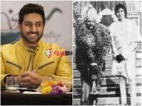 Abhishek Bachchan Spoke About Dr Rajkumar