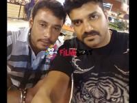 Kannada Actor Srujan Lokesh Adopted A Tiger