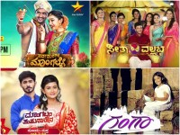 There Is A Same Story In Five Major Kannada Serial