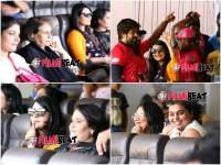 Kannada Star Wifes Came To See Kcc Season