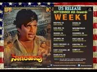 Nagarahaavu Cinema Is Released In The U S