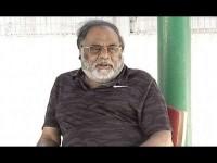 Kcc Cricket Tournament Actor Ambareesh Fell Down In Chinnaswamy Stadium