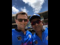 International Cricketer Adam Gilchrist Praised Actor Shivraj Kumar
