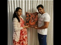 Ajay Rao And Swapna Expecting Their First Child